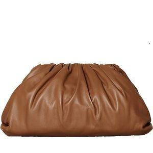 Pouch dumpling crossbody cloud bag